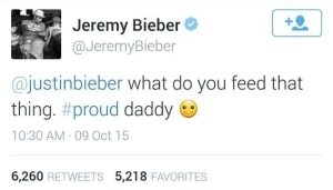 See What Justin Bieber